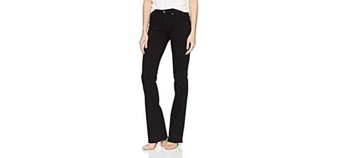 7 For All Mankind Women's Bootcut - Jeans for Curvy Ladies