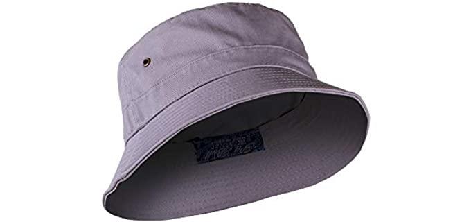 American Cities Fashion Unisex Cotton - Bucket Hat
