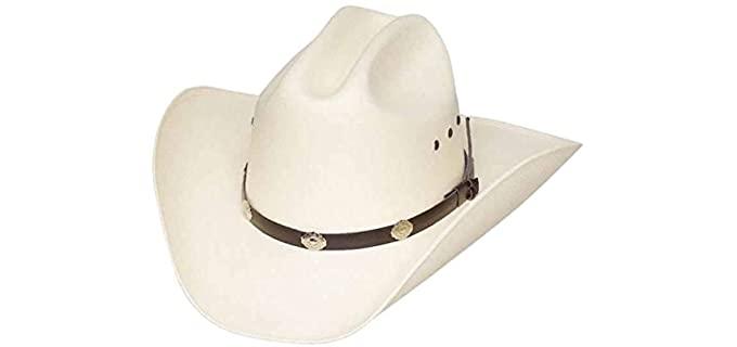 Authentic Classic Boy's Cattleman - Kids Cowboy Hat