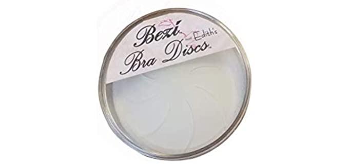 Bezi Women's Bra Discs - Nipple Covers