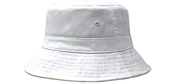 Chok.Lids Unisex Cotton - Bucket Hat