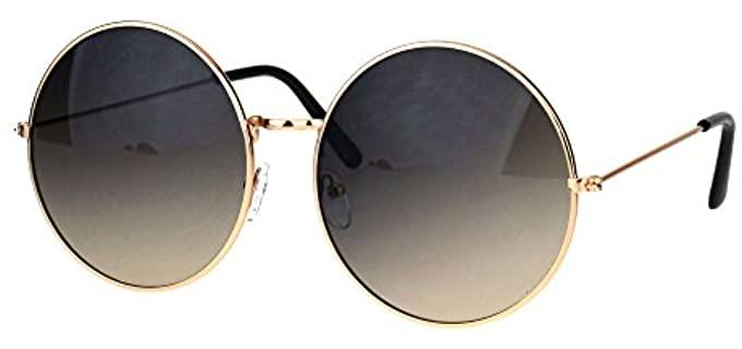SA106 Store Unisex Classic - Oval Face Sunglasses