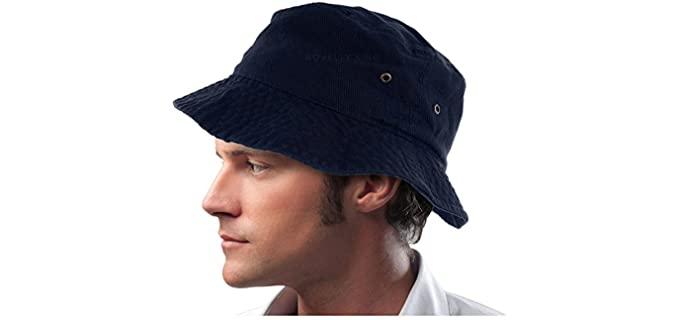 DS Men's Cotton - Bucket Hat