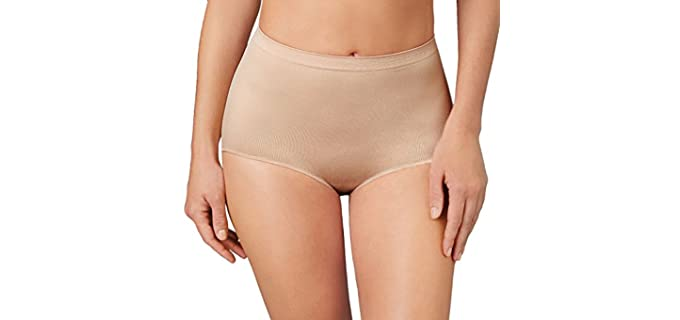 Ellen Tracy Women's Essentals - Seamless Underwear