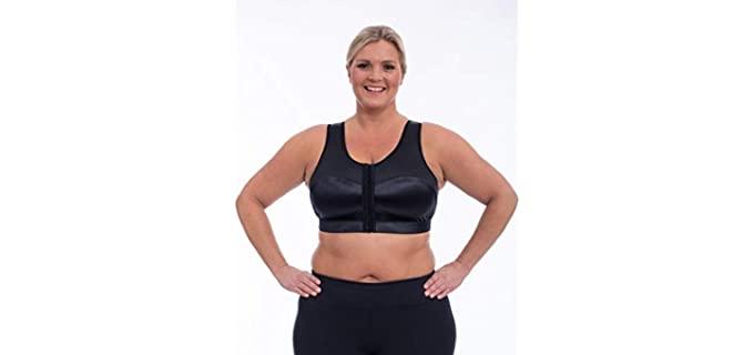 Enell Women's Sport - Back Fat Bra