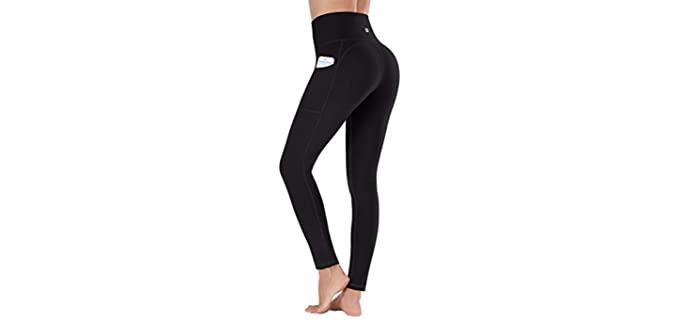 Ewedoos Women's Yoga - Yoga Slimming Leggings