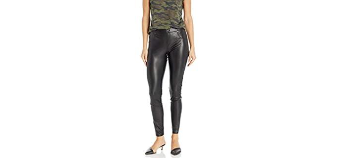 Hue Women's Leatherette - Leather Leggings