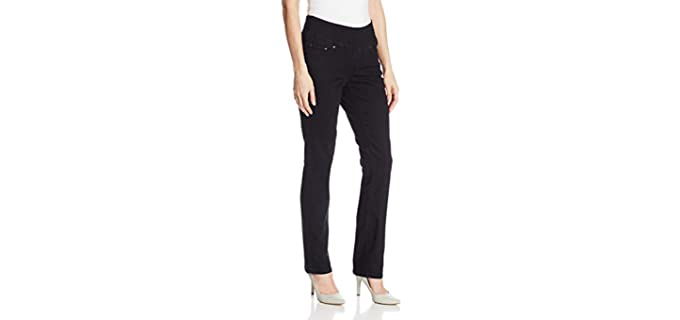Jag Women's Peri - Pull-On Pear Figure Jeans
