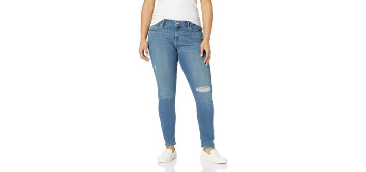 Jeans for Apple Shaped Figures