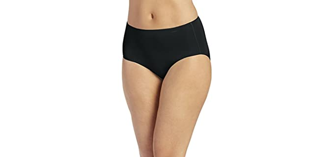 Jockey Women's No Panty Line - Seamless Underwear Panty