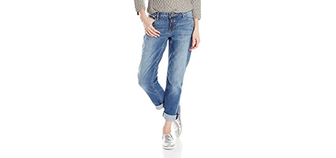 KUT Women's Kloth Catherine - Jeans to Hide a Muffin Top