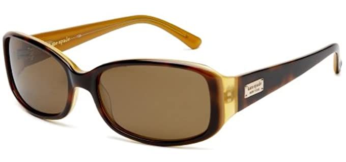 Kate Spade New York Women's Paxtons - Sunglasses for Smaller Faces