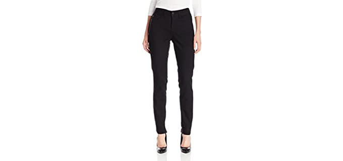 Lee Women's Frenchie - Relaxed Jeans in Black
