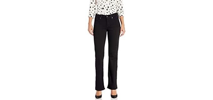 Levi's Women's Curvy - Bootcut Jeans for Curvy Ladies