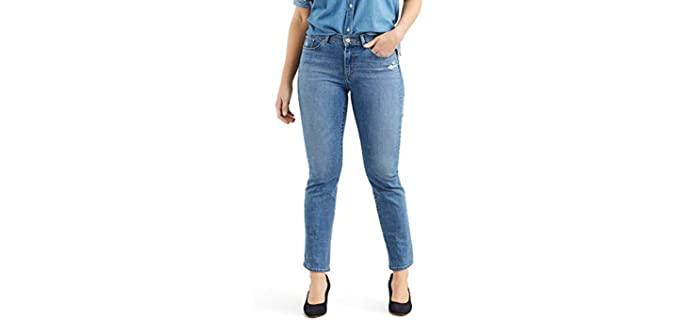 Levi's Women's Classic - Jean for Apple Figure
