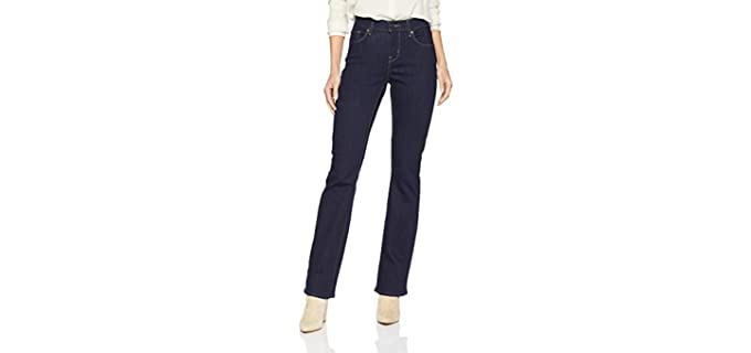 Levi's Women's Curvy - Jeans for Pear Shaped Figures