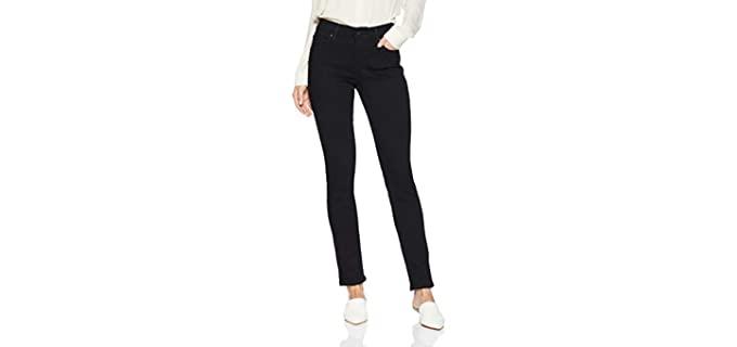 Levi's Women's Midrise - Skinny Jeans in Black