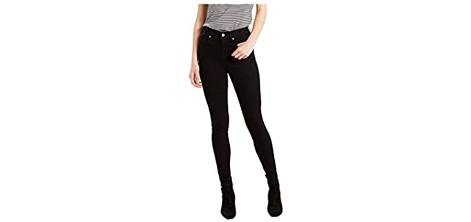 Levi's Women's Mile High - Levis Jeans for Pear Shaped