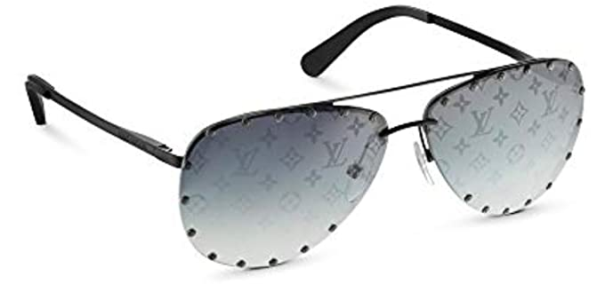 Louis Vuitton Women's The Party - Round Face Aviator Sunglasses