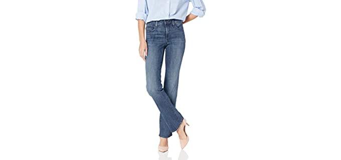 NYDJ Women's Barbara - Apple Shape Figure Jeans