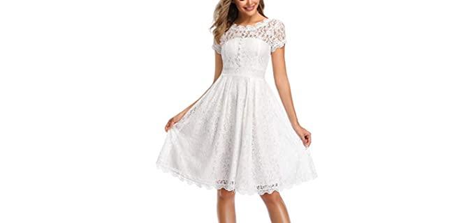 Apple Shape Dress