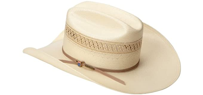 Resistol Men's Wildfire - Best Cowboy Hat for Working Outside