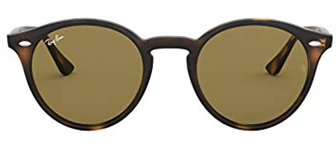 Rayban Women's rb2180 - Sunglasses for a Oval Face Type