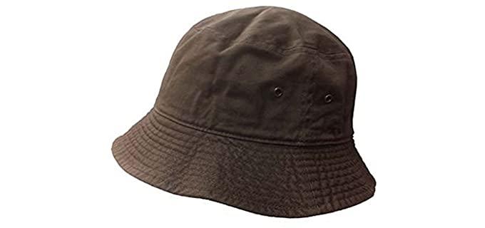 Newhattan Unisex Shortbrim - Bucket Style Hat