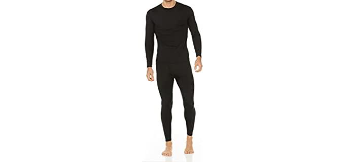 Thermajohn Men's Ultra Soft - Thermal Underwear Long Johns Set