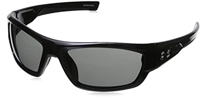 Under Armour Men's UA Force - Round Face Sunglasses
