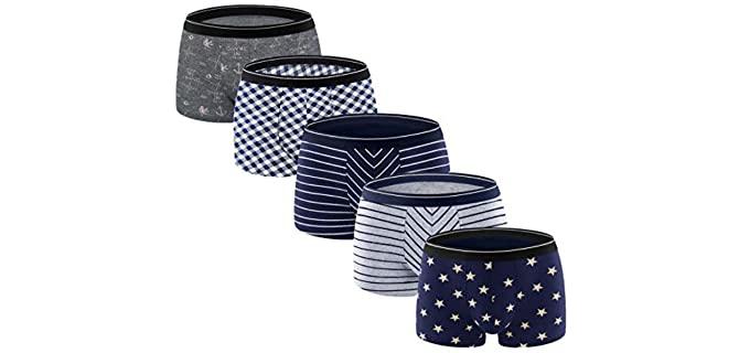 Adolph Men's Boxer briefs - Cotton Underwear