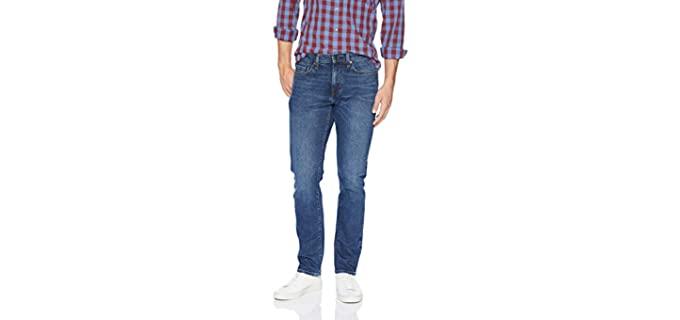 Amazon Essentials Men's MAE55017FL18 - Slim-Fit Stretch Jeans