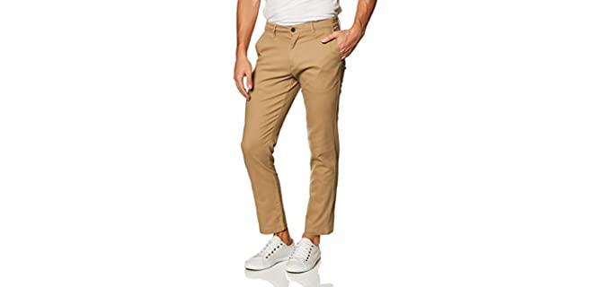Amazon Essentials Men's Classic - Khaki Pants