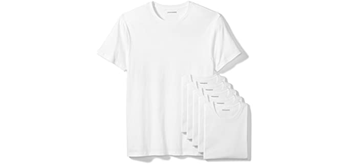Amazon Essentials Men's Crewneck - Undershirts