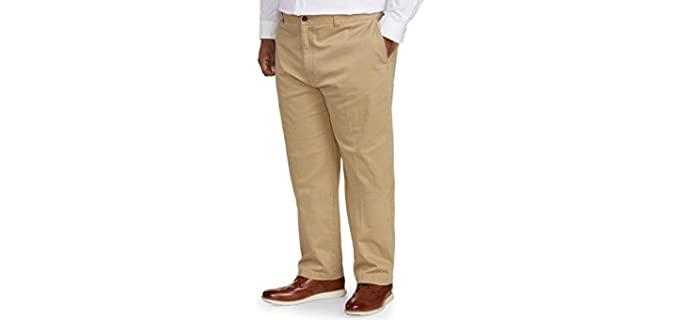Amazon Essentials Men's Big and Tall - Khaki Pants
