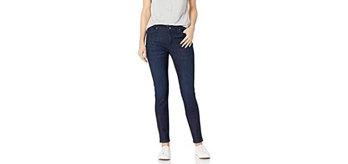 Amazon Women's Essentials - Cotton Skinny Jeans
