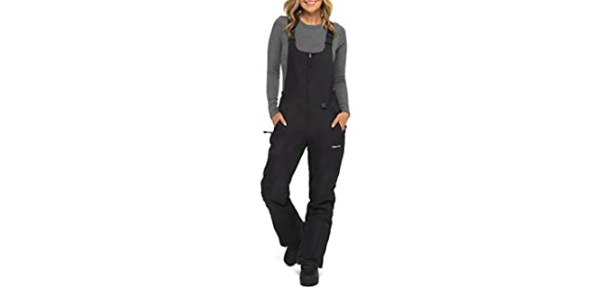 Arctix Women's Essential - Insulated Bib Overalls