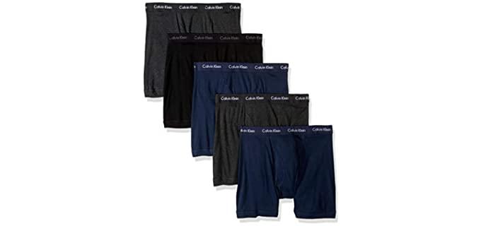 Calvin Klein Men's 5 Pack Clasic - Best Cotton Underwear