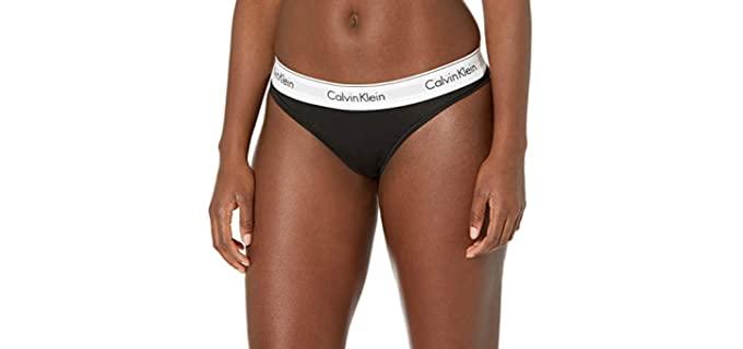 Calvin Klein Women's Modern - Thong Underwear Pack