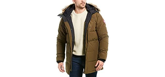 Canada Goose Men's Carson - Down Parka Winter Jacket