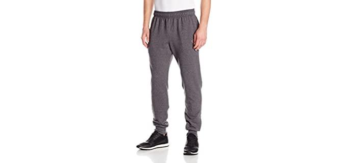Champion Men's Retro - Fleece Jogger Pants