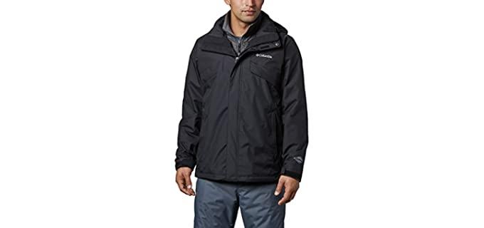 Columbia Men's Bugaboo - Fleece Interchange Jacket