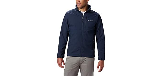 Columbia Men's Softshell - Columbia Softshell Jacket