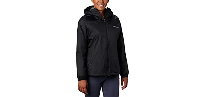 Columbia Women's Switchback - Waterproof Rain Jacket