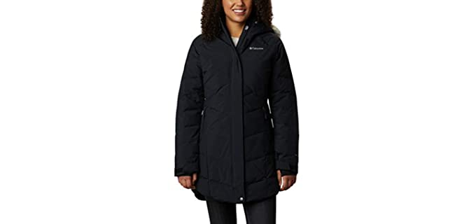 Columbia Women's Columbia Lay Down ii Jacket - Warm Fashionable Winter Coats