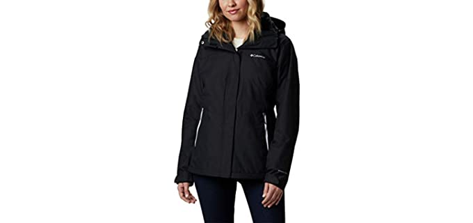 Columbia Women's Columbia Bugaboo Interchange Jacket -  Best women's 3-in-1 Jacket