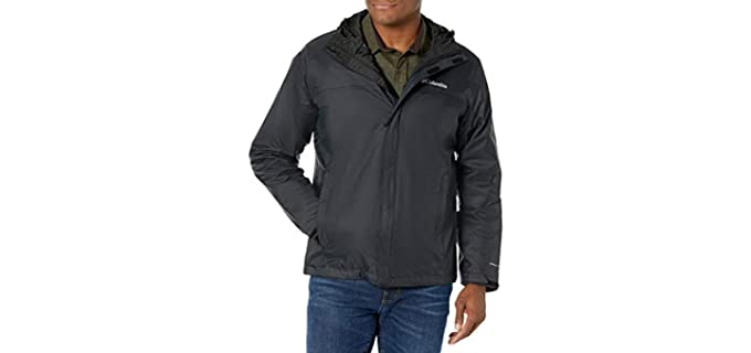Columbia Men's Watertight - Rain Jacket