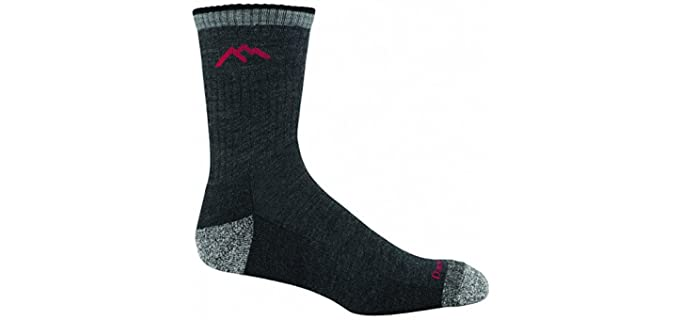 Darn Tough Men's Hiker - Crew Wool Socks