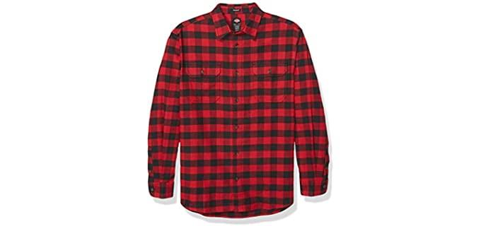 Dickies Men's Flex flannel - Flannel Shirt