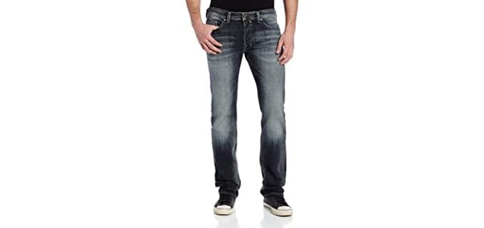 Diesel Men's 0885K - Slim Straight-Leg Jeans